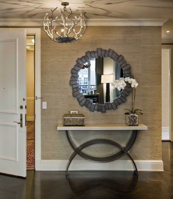 15 Gorgeous Entryway Designs and Tips for Entryway Decorating .