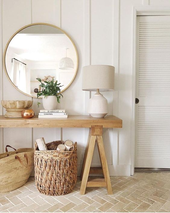 10 Tips for Decorating Your Entryway Console Table Like a Pro .