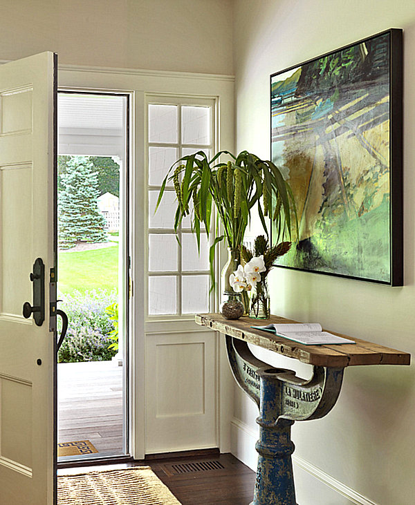 Tips to Enhance Your Home Entryway - Falconcrest Homes - New Home .