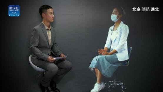 ZTE And WIMI's Launching of 5G Holographic Cloud Interview with .