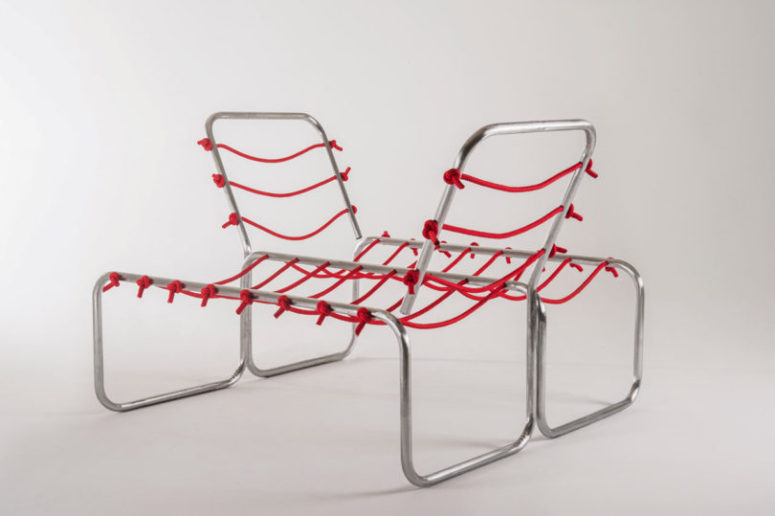 A Unique Set of Furniture to Connects People Using It-Furniture .