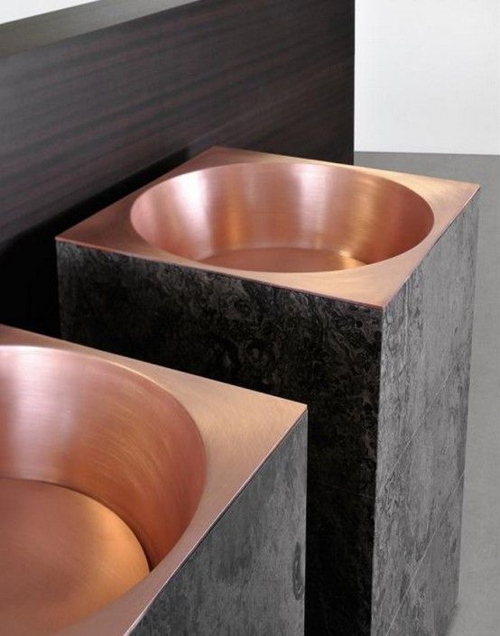 35 Eye-Catching Metallic Accents For Your Home Décor | Kupfer .
