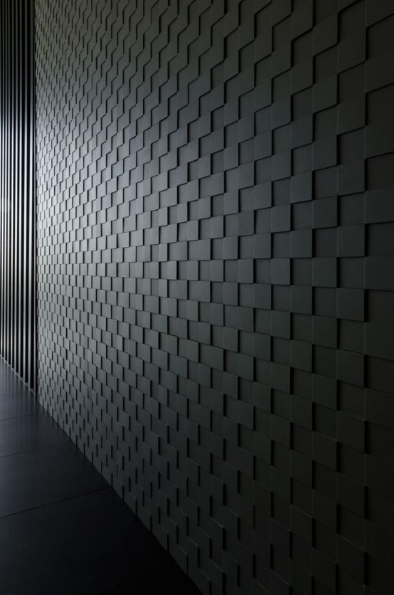 53 Eye-Catching Textured Accent Walls For Every Space - DigsDi