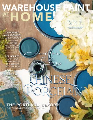 Warehouse Paint At Home Spring 2020 by At Home Magazine - iss