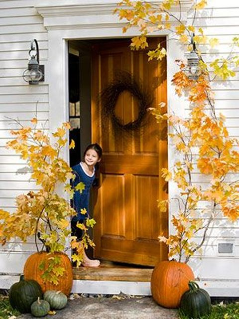 Fall Décor With Branches: 56 Awesome Ideas - DigsDi