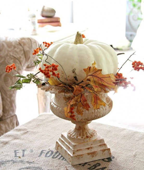 Fall Pumpkin Stands For Outdoor And Indoor Decor in 20