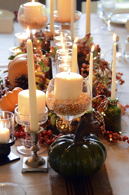 71 Cool Fall Table Settings For Special Occasions | Blog | The .