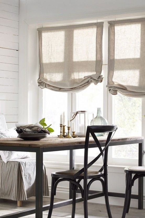 62 Farmhouse Dining Rooms And Zones To Get Inspired (With images .