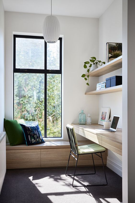 24 Floating Desks That Inspire To Work And Create - Shelterne