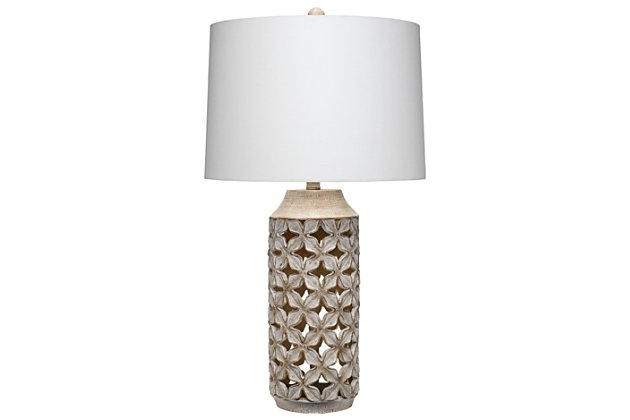 Home Accents Three Way Flora Table Lamp   Ashley Furniture HomeSto