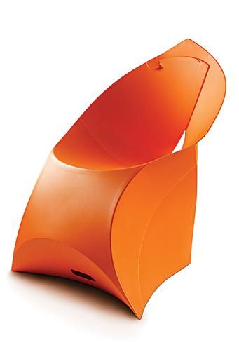 Shapely Seating - Gallery - Garden Design | Origami furniture .