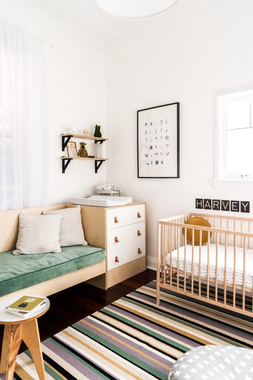 How to Design a Nordic-Chic Nursery That's Minimalist, Functional .