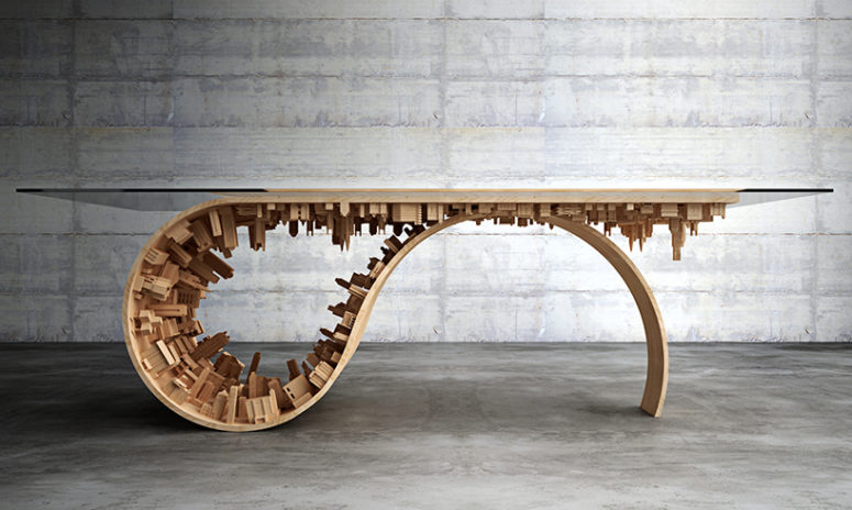 9 Functional Dining Tables With Cool Designs - DigsDi