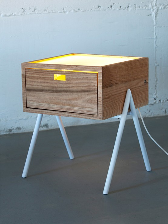 6 Modern And Functional Nightstands To Buy Now - DigsDi