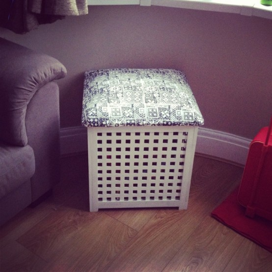 35 Functional Ways To Rock IKEA Hol Table In Your Decor - DigsDi