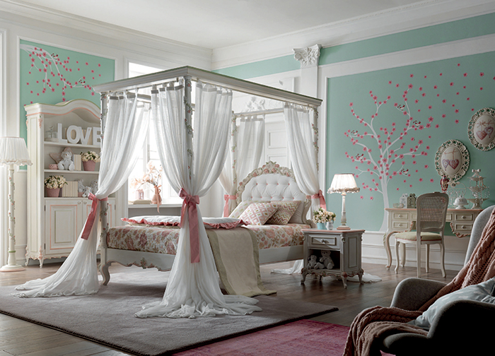 Exclusive Furniture For Girls And Boys Rooms - DigsDi