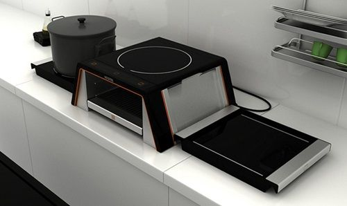 5 Futuristic Kitchen Assistants You Will Certainly Like   Kitchen .
