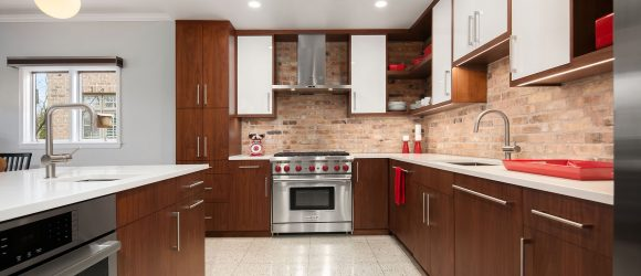 Pros & Cons of the Top 5 Kitchen Layouts – Habitar Interior Desi