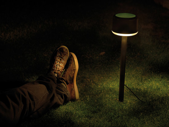Garden Lamps To Organize Warm And Ambient Light - OCO by Santa .