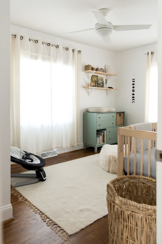 34 Gender Neutral Nursery Design Ideas That Excite (With images .