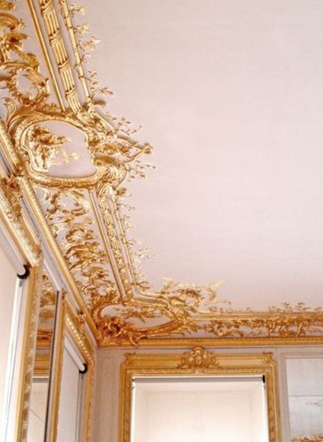 38 Glam Gold Accents And Accessories For Your Interior .