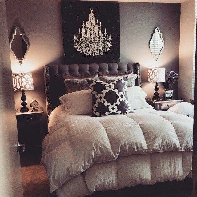 Classy And Glamorous : Photo   Home bedroom, Dream bedroom .