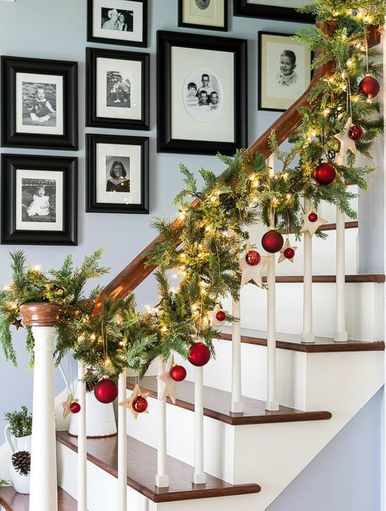31 Gorgeous Indoor Décor Ideas With Christmas Lights   DigsDigs .