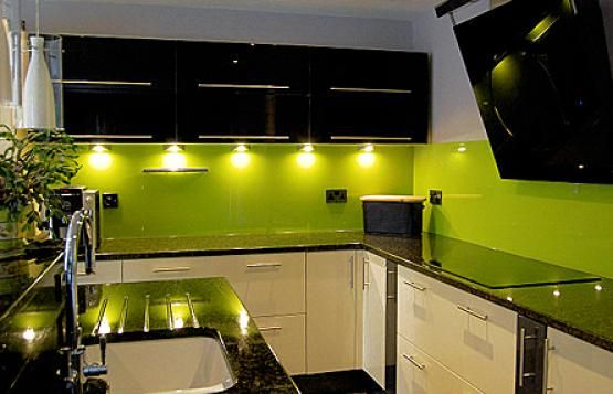 Pickled Paper Designs: March 2010   Green kitchen designs, Lime .