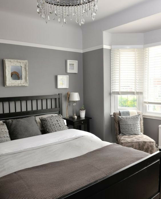 10 Of the Best Ideas for Bedroom Decorating Ideas with Gray Walls .