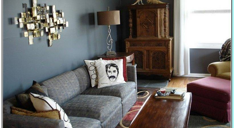 Colours To Go With Grey Sofa Ideas Photo Gallery - Little Big .