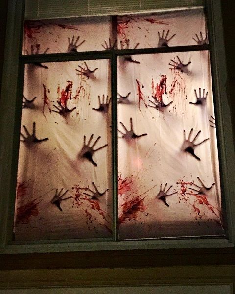 60 Rare Halloween Window Decorating Ideas You Can't Resist to Try .