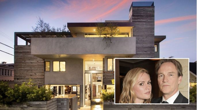 Anna Paquin Selling $14M Venice Home Clad in Reclaimed Wood .