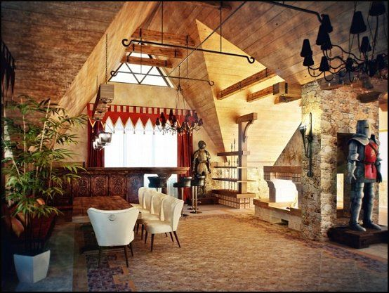 Decorating theme bedrooms - Maries Manor: Medieval-Knights .