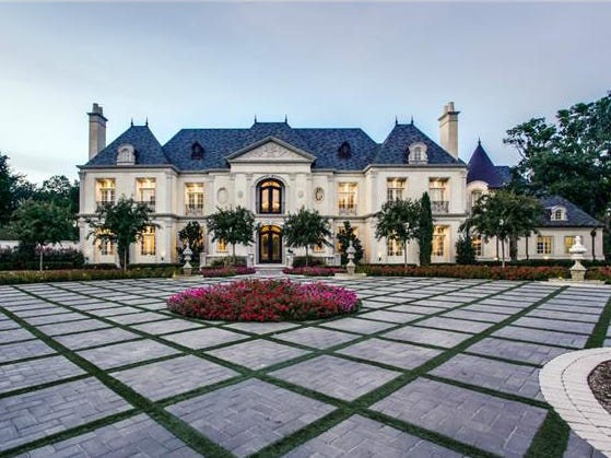 18 castle homes you can actually buy - Business Insid