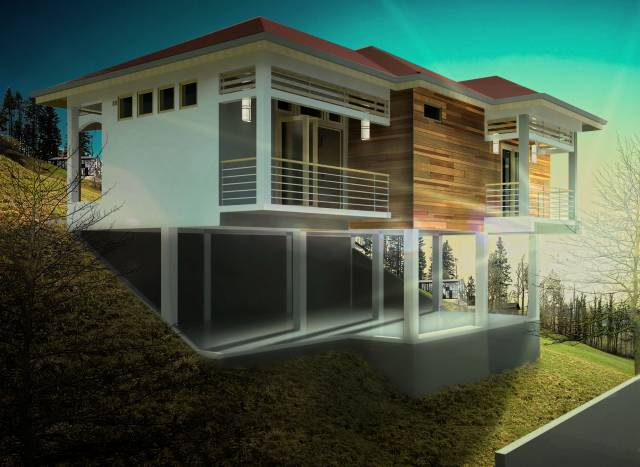 Advantages and Disadvantages of Building on Sloped Land | Dominica .