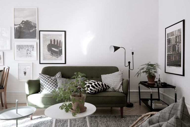 Home in a moody color palette - COCO LAPINE DESIGN   Home, Home .