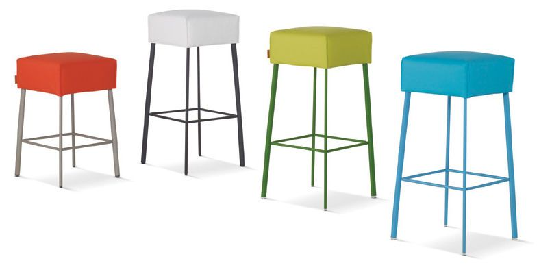 Salsa Montis in three different heights | Contemporary stools, Bar .