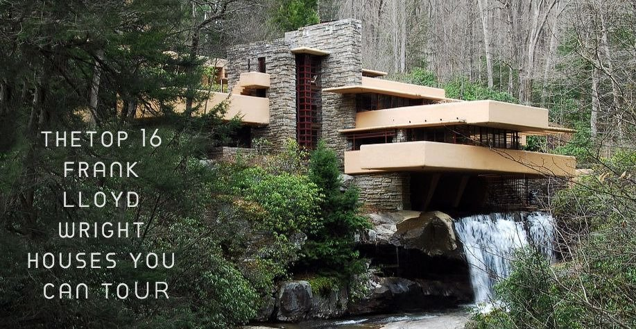 Top 16 Frank Lloyd Wright Houses You Can Tour | Incolle