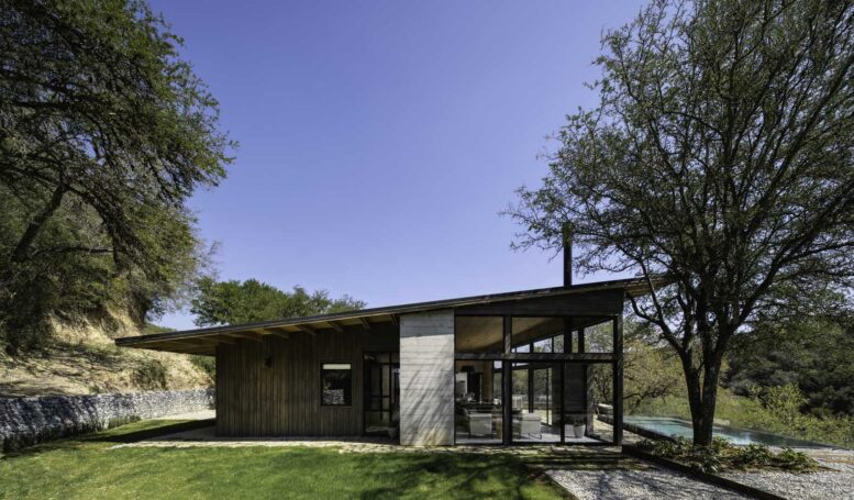 3 Tricks to Build a Small and Beautiful Flat Roof House • [ArtFacad