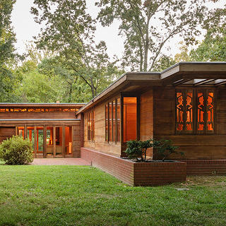 Pope-Leighey House Prepares for Frank Lloyd Wright's 150th .