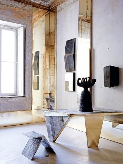 House tour: a Milanese palazzo beautifully stripped back to its .