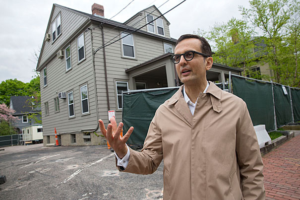 This efficient house aims to end up producing energy – Harvard Gazet
