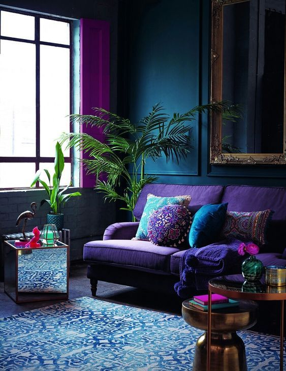 25 Easy Ways To Brighten Up A Moody Space - DigsDi