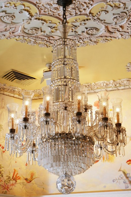 How To Create A Vintage Ceiling: 3 Ways And 20 Ideas - DigsDi