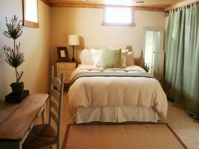 How To Decorate A Basement Bedroom: 5 Ideas And 21 Examples .