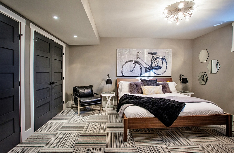 Easy Tips To Help Create The Perfect Basement Bedro