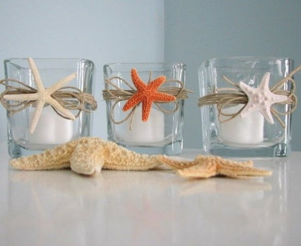 How To Decorate With Sea Stars: 34 Examples | DigsDigs | Shell .