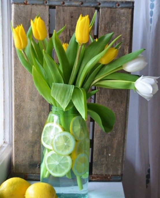 How To Incorporate Tulips Into Your Spring Décor: 49 Ideas .