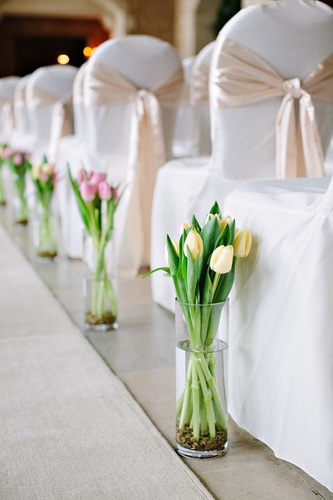 How To Incorporate Tulips Into Your Wedding: 52 Ideas | Wedding .