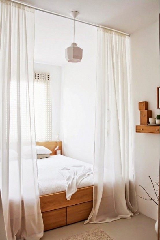 How To Make Your Bedroom Relaxing: 7 Ideas And 28 Examples - DigsDi